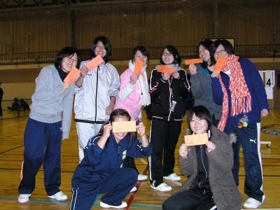 女子寮日記 ~'10冬~