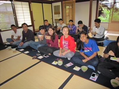 玉川寺茶会